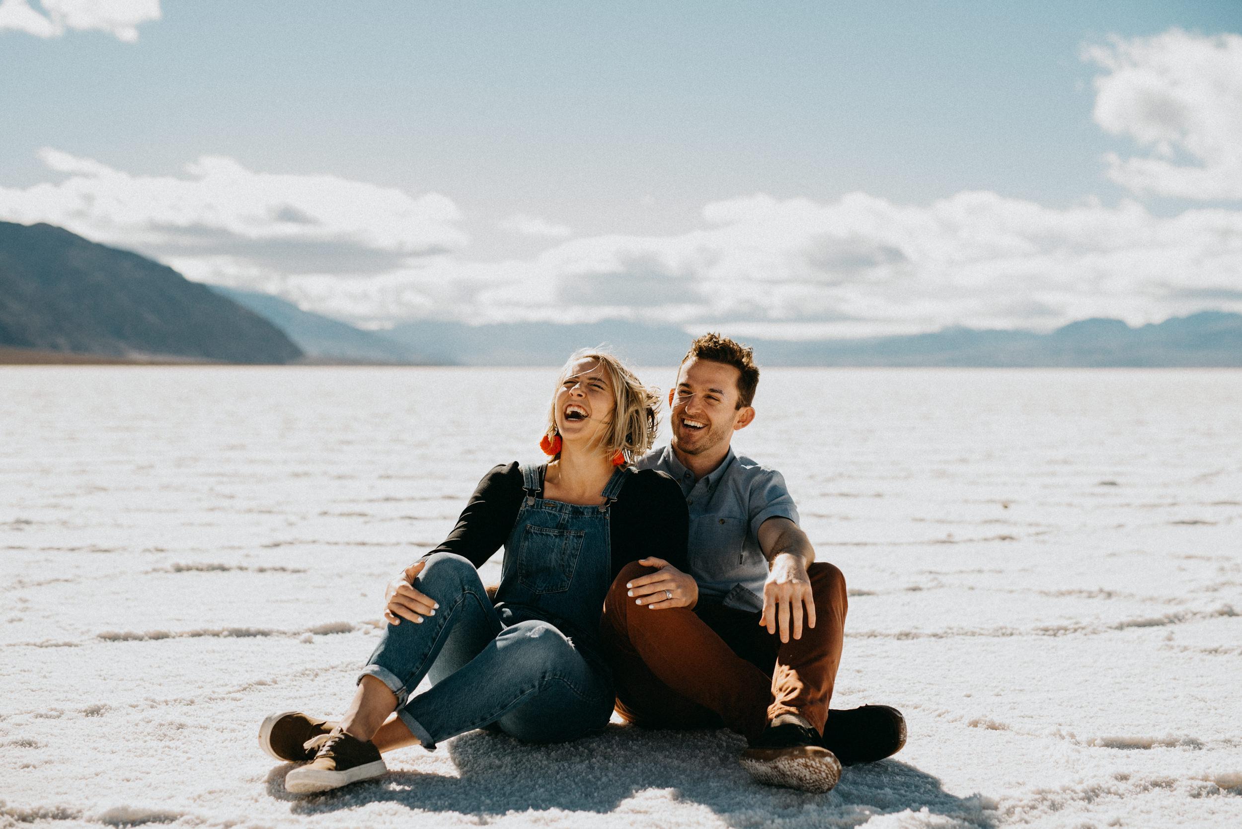 Death Valley Engagement