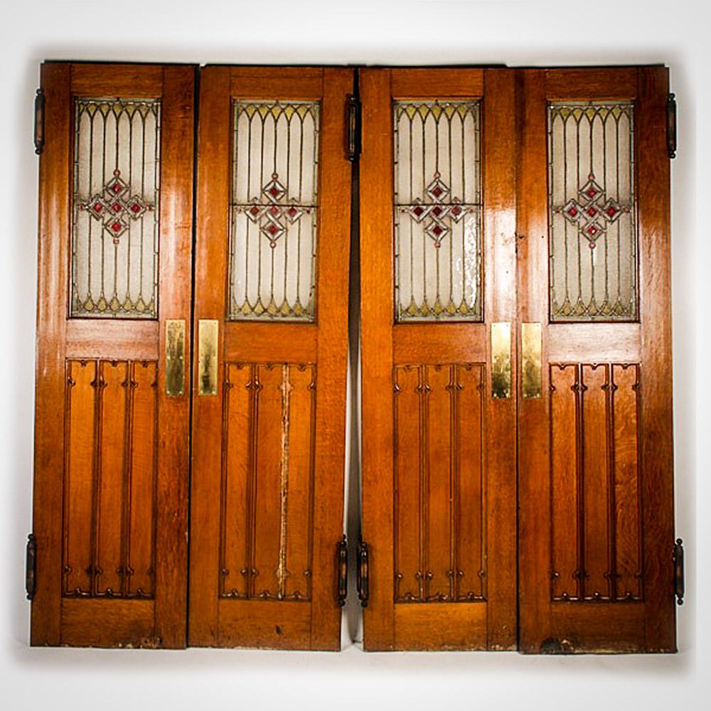 Gothic carved oak doors_v327.jpg