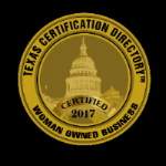 2017 Woman Cetification Decals Seal.png