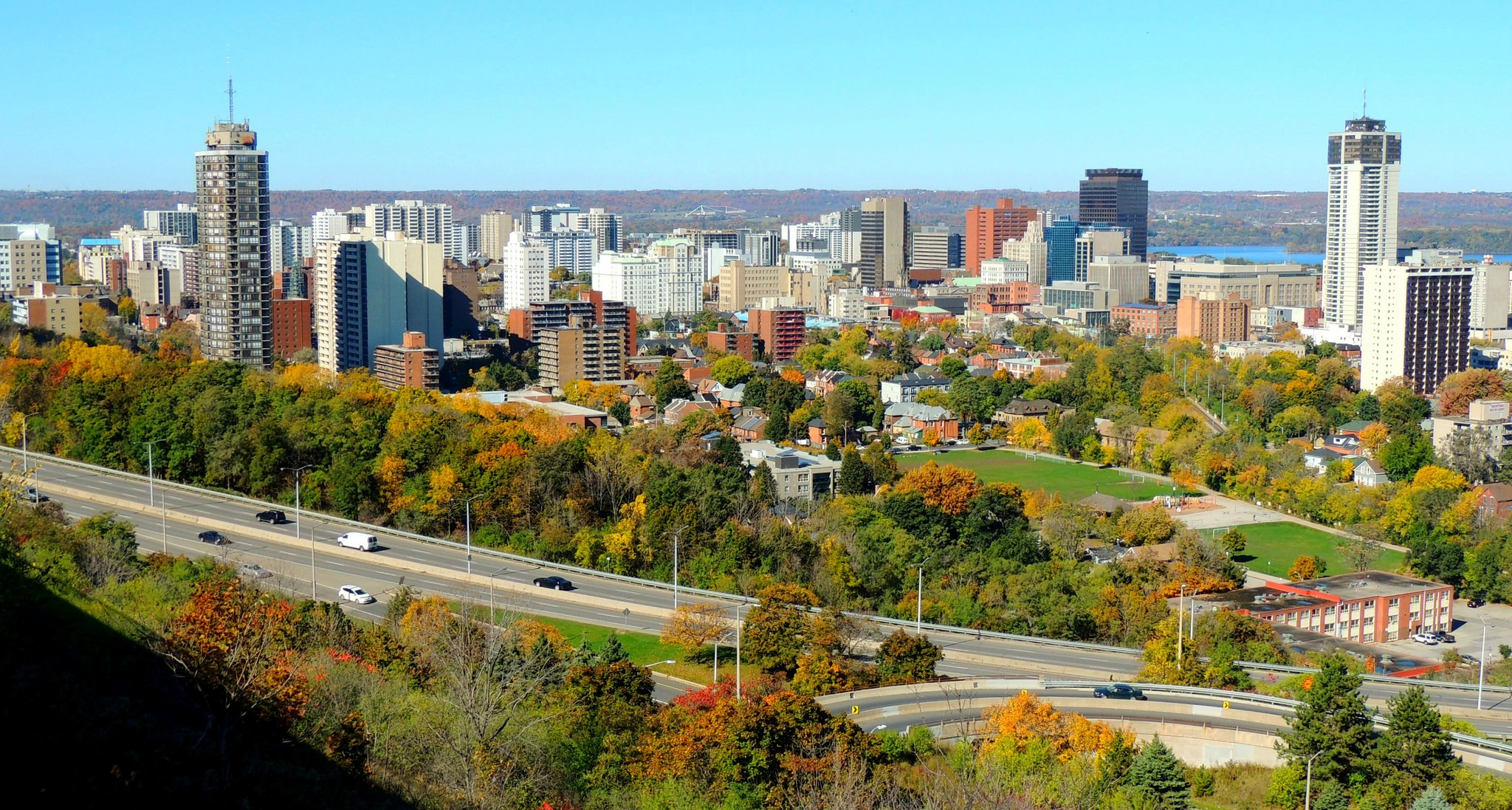 Hamilton, Canada. Foto di:  Greg's Southern Ontario / Flickr