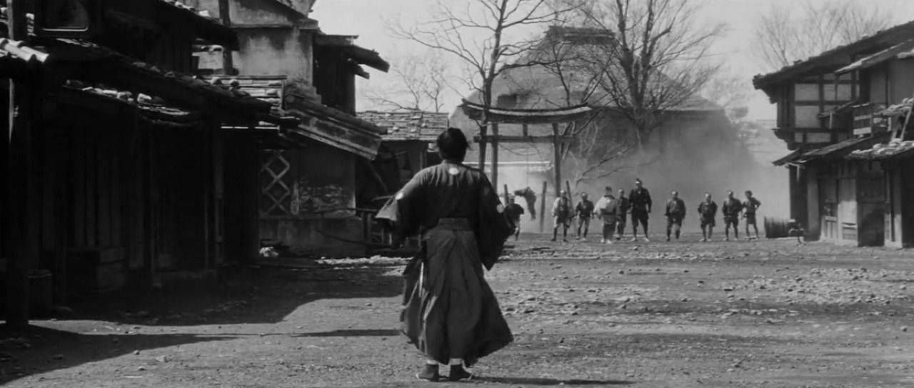 """Yojimbo - La sfida del samurai""  (1961)   Akira Kurosawa"