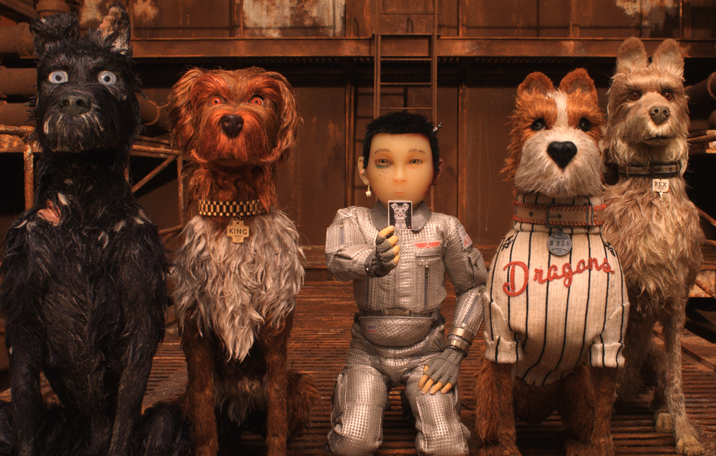 Isle of Dogs (2018) di Wes Anderson