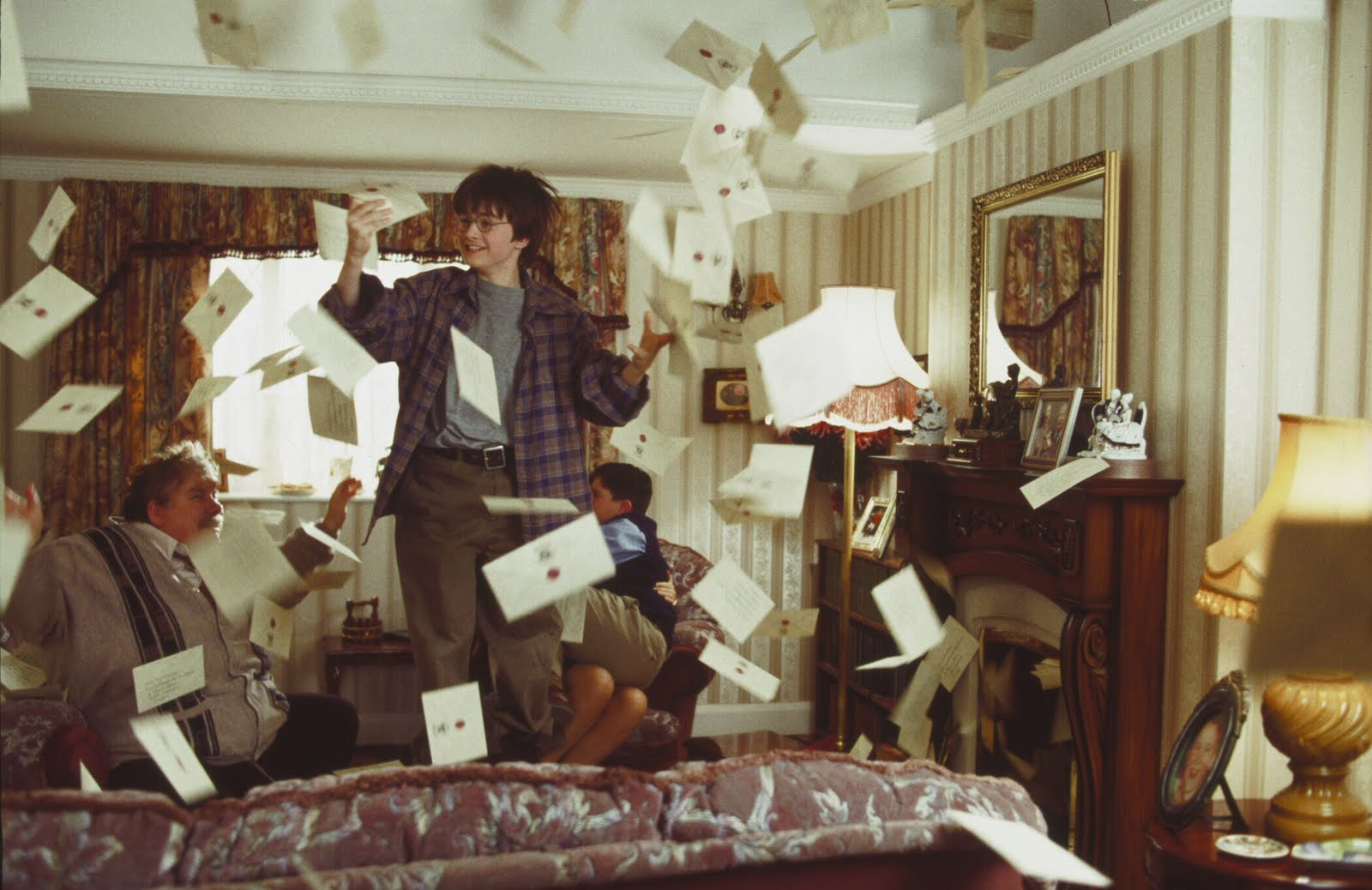 Harry Potter e la pietra filosofale  (2001)