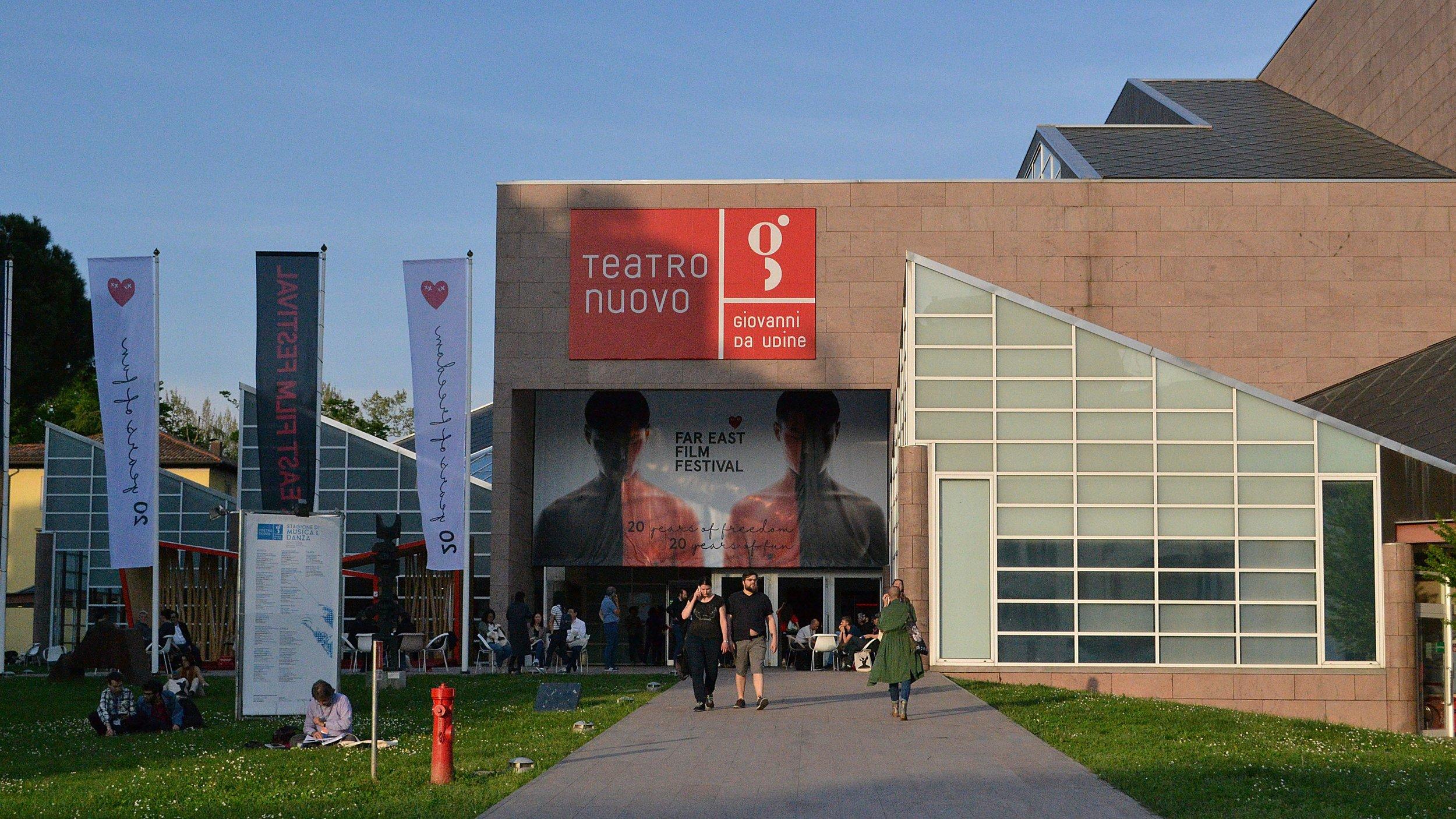 Far East Film Festival 20, Udine. Foto di Greta Cinalli