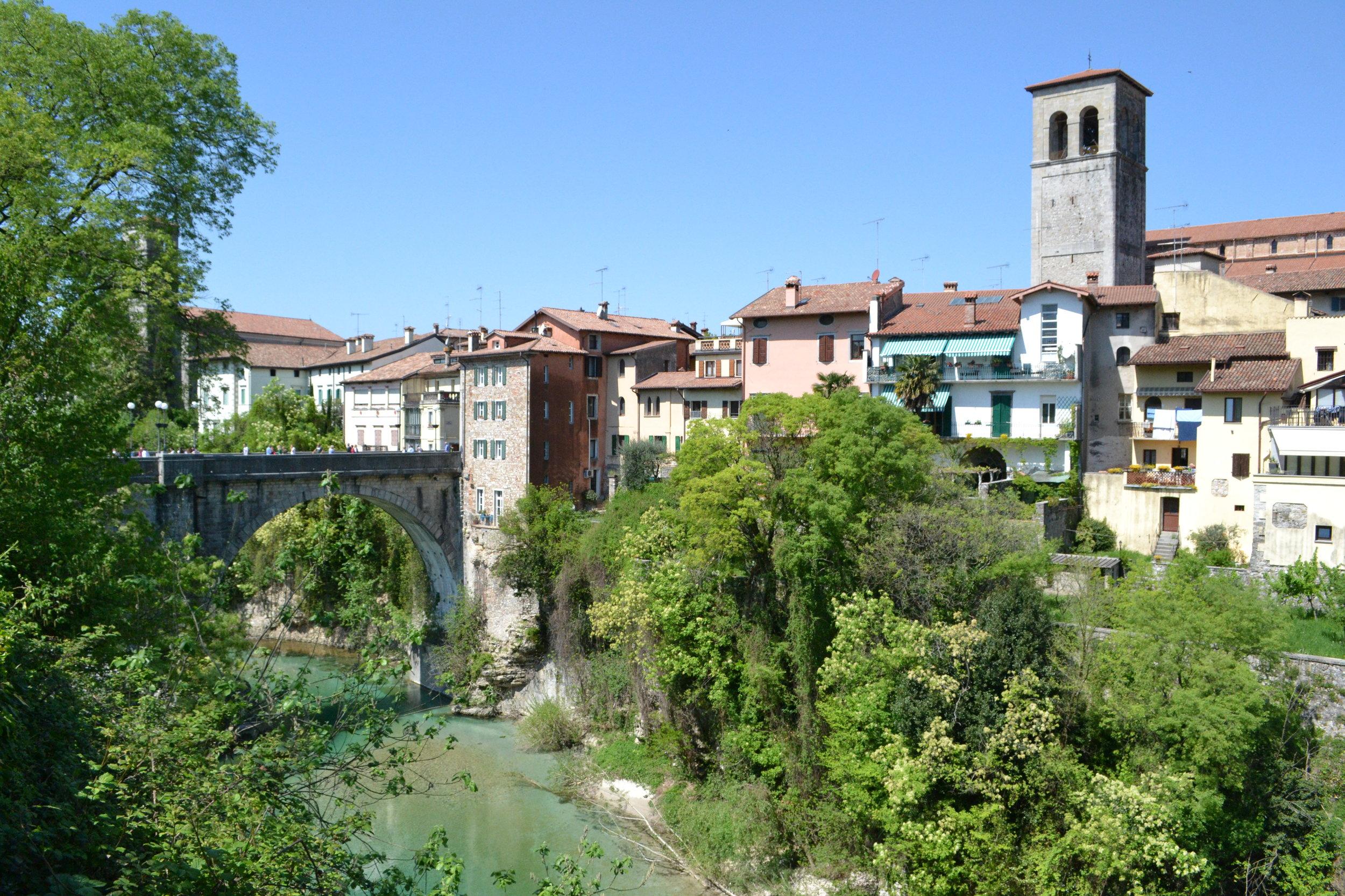 Cividale del Friuli, Ponte del Diavolo. Foto di Greta Cinalli