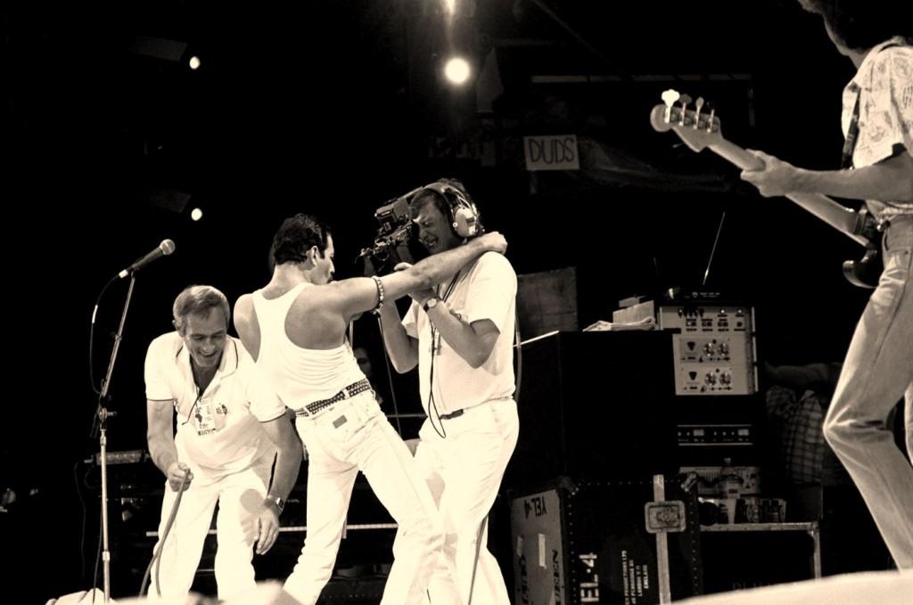 Live Aid, 13 luglio 1985, Wembley Stadium, Londra
