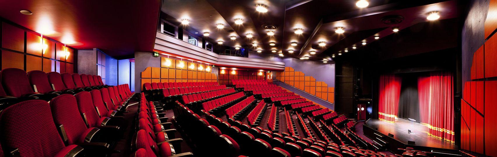 Shaw Theatre, 100-110 Euston Rd, Kings Cross, London