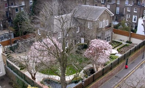 Garden Lodge, 1 Logan Place, Kensington, London.