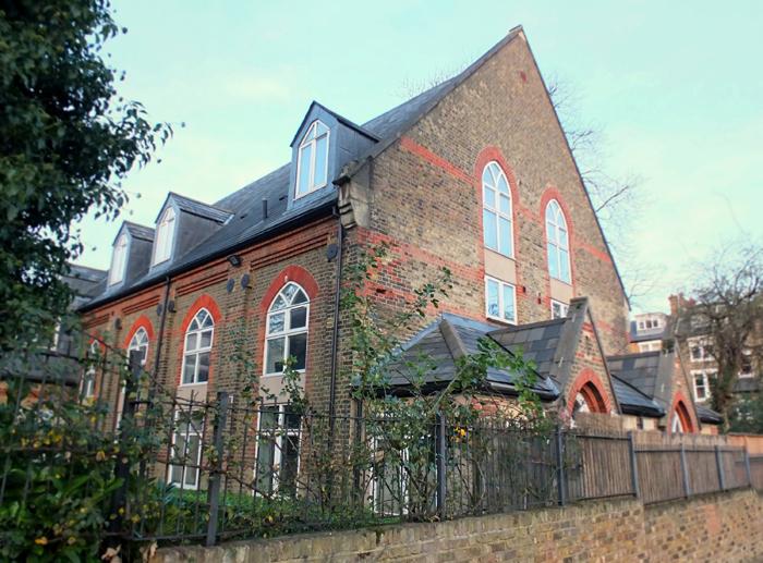 Wessex Sound Studios, Highbury New Park, London