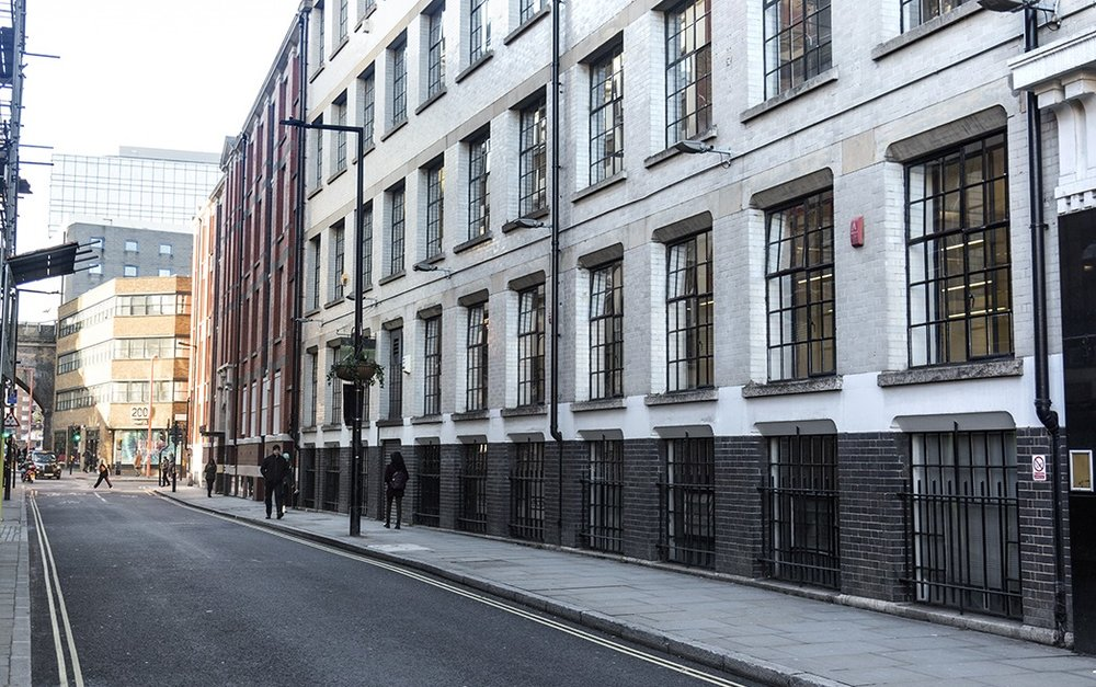 164-180 Union Street, Southwark, London