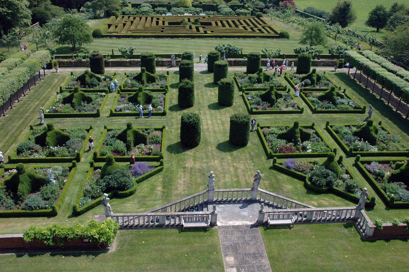 East Garden, Hatfield House, Great North Rd, Hatfield