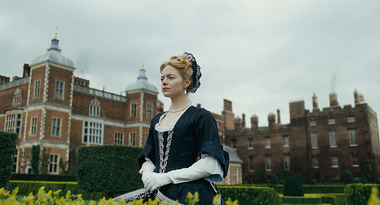 The Favourite . © 2018 Twentieth Century Fox Film Corporation