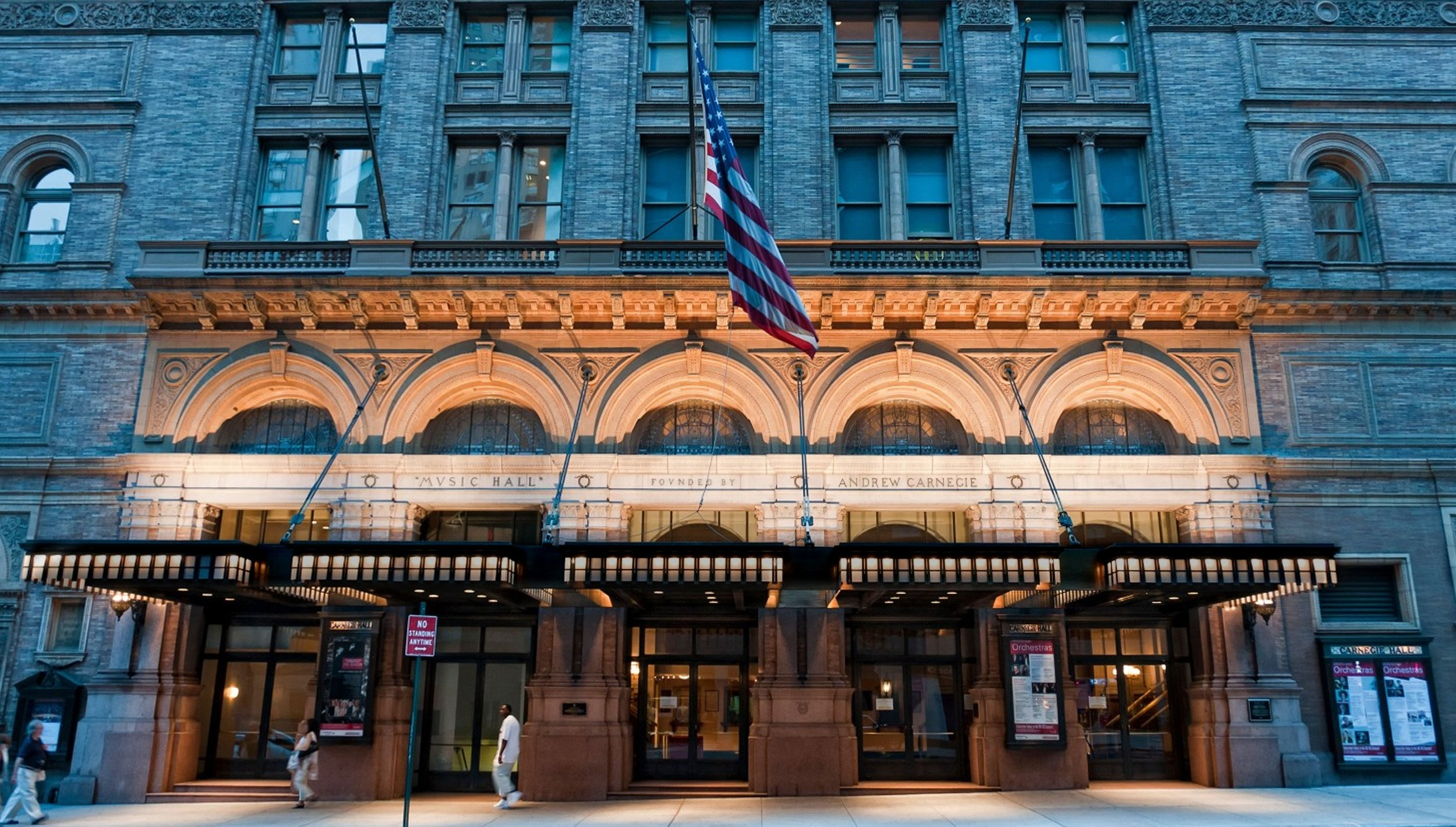 Carnegie Hall, 881 7th Ave, New York