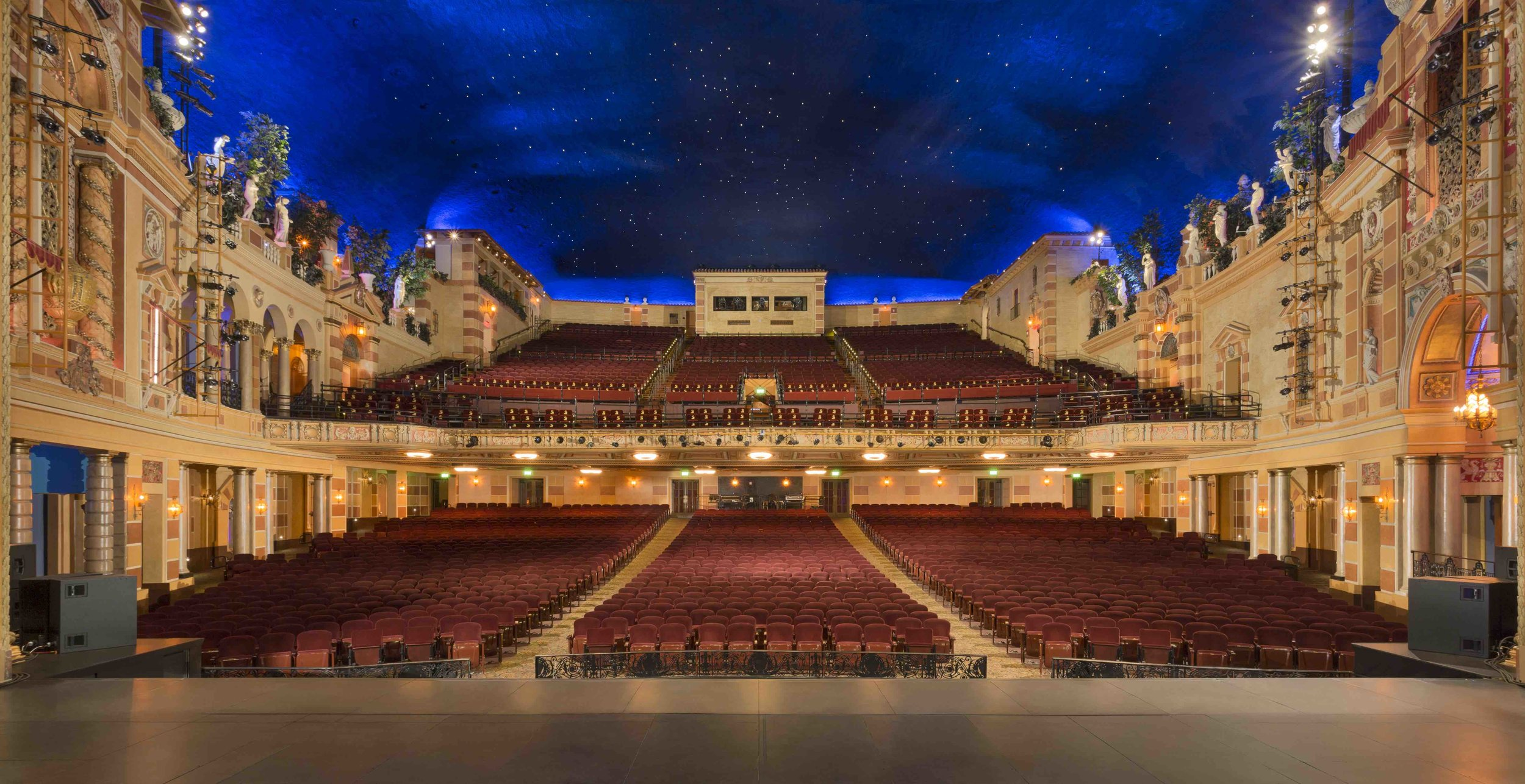 Saenger Theatre, 1111 Canal St, New Orleans.
