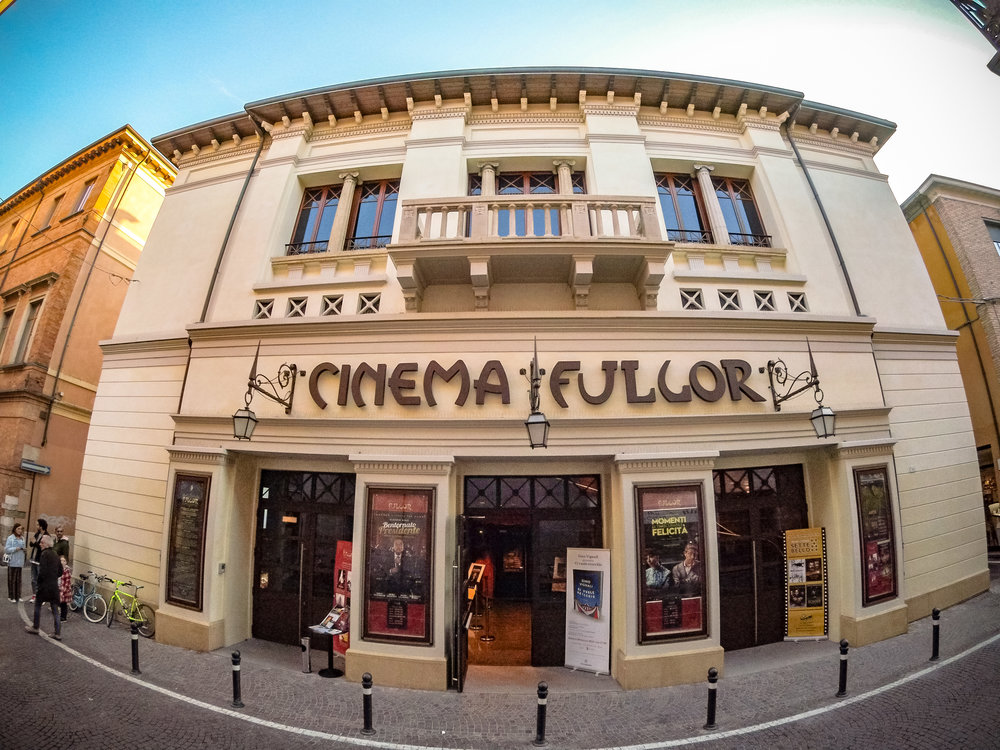 Cinema Fulgor, Corso d'Augusto 162, Rimini. Foto di Valerio Greco