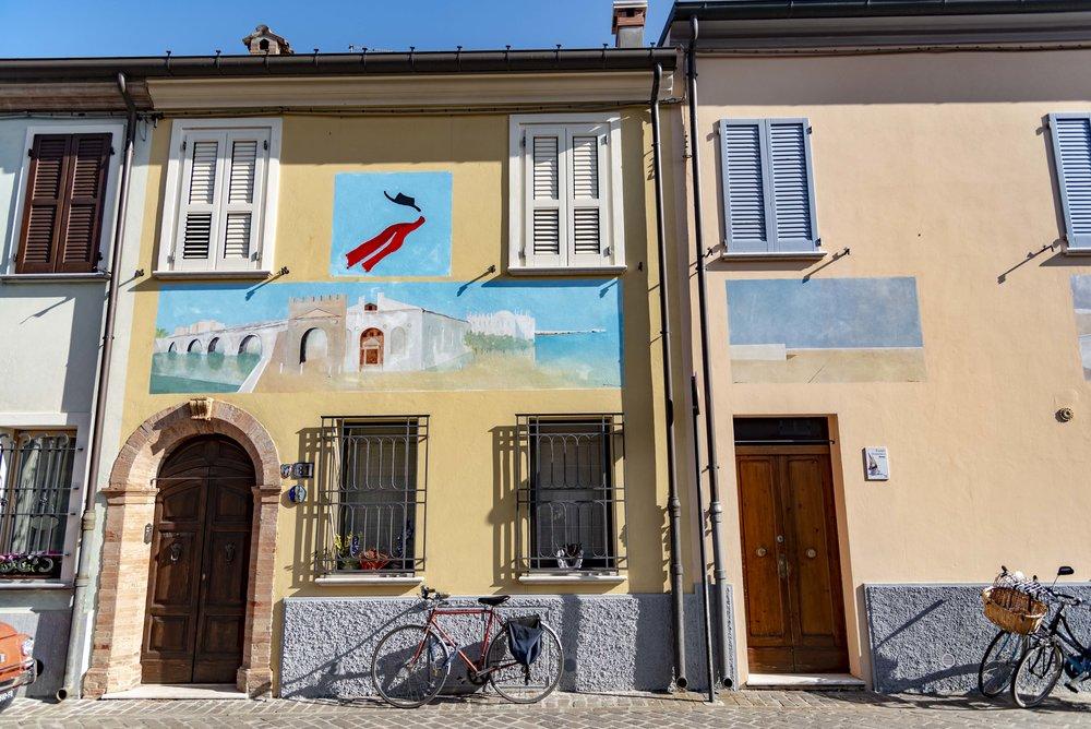 Borgo San Giuliano, Rimini. Foto di Valerio Greco