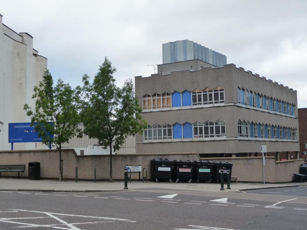 Twickenham Studios, Londra
