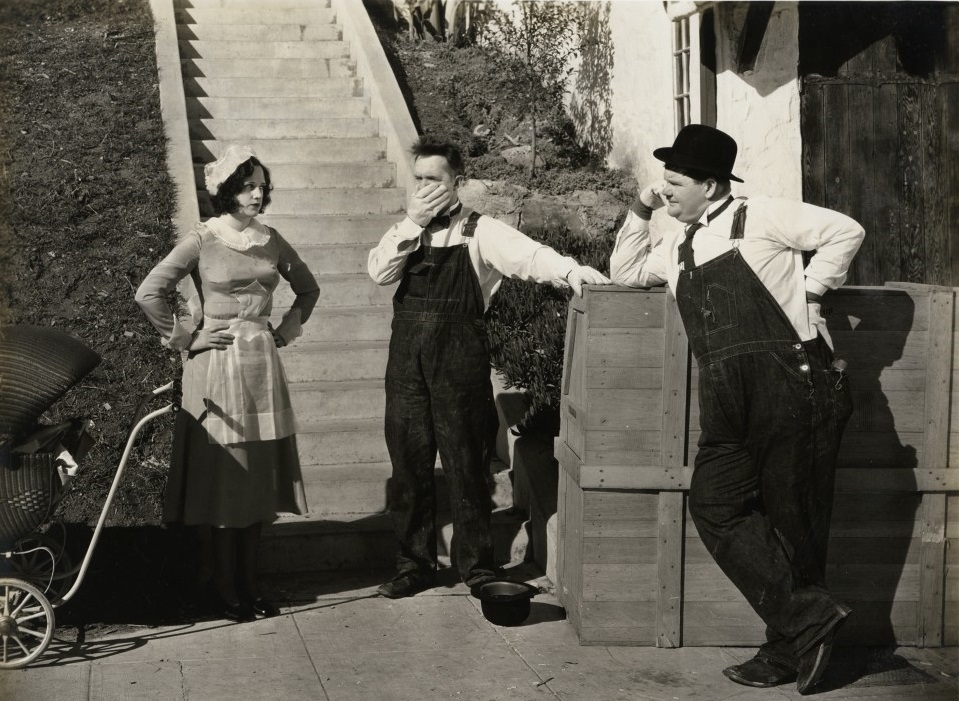 """The Music Box"" (1932)"