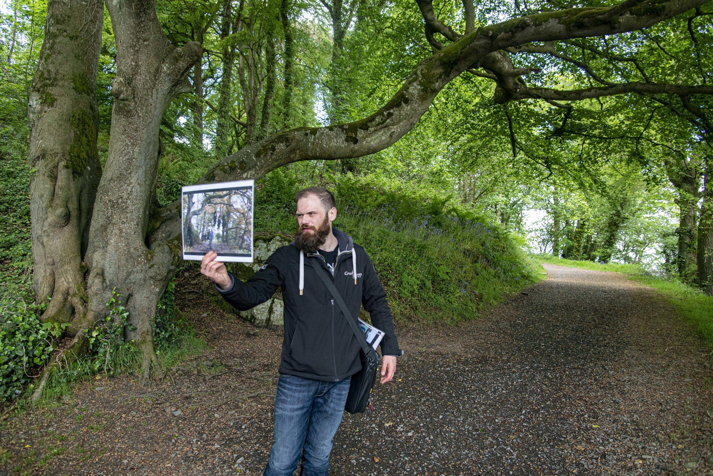 Andrew McClay, Tollymore Forest, Irlanda del Nord. Foto di: Valerio Greco
