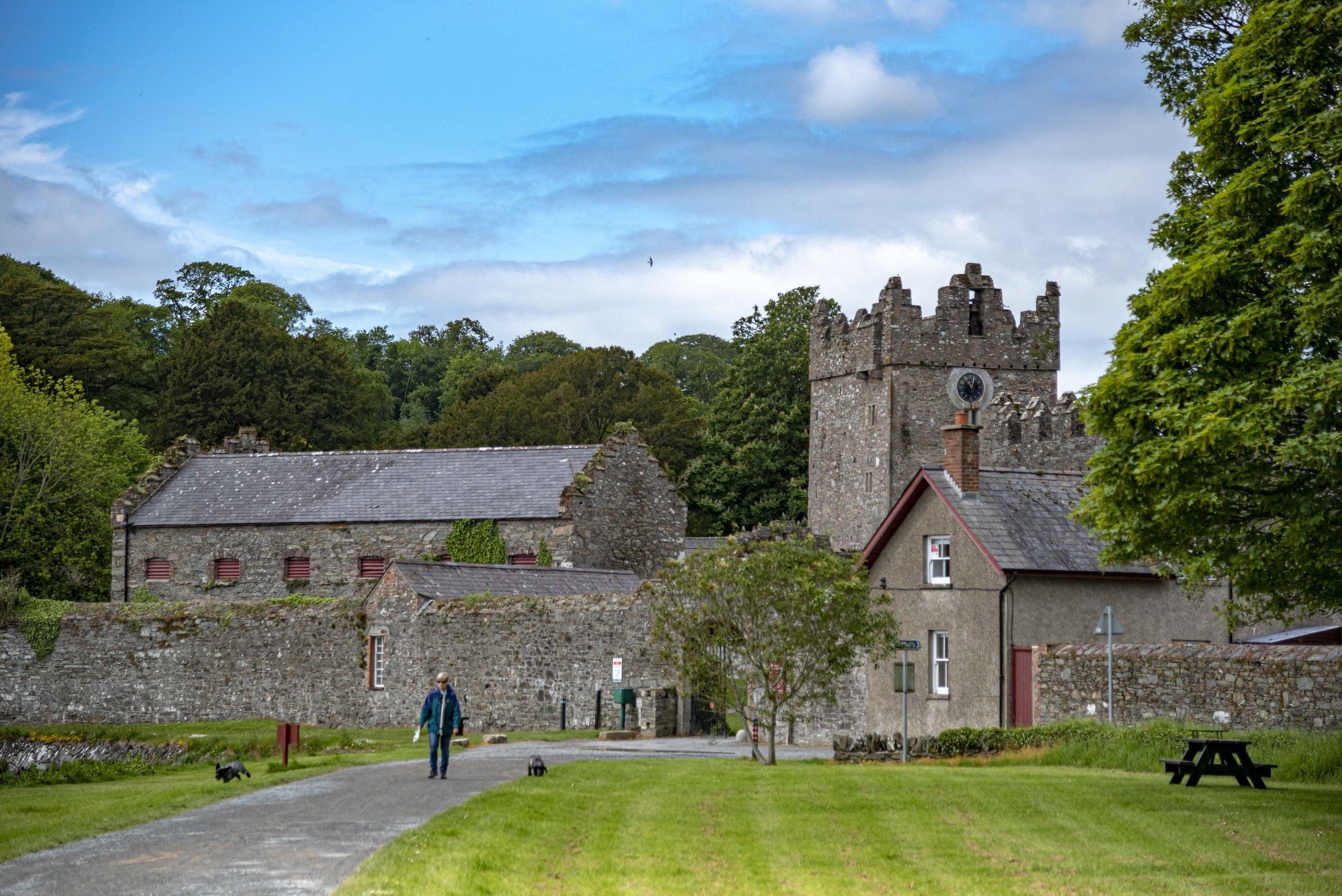 Castle Ward, Contea di Down, Irlanda del Nord. Foto di Valerio Greco