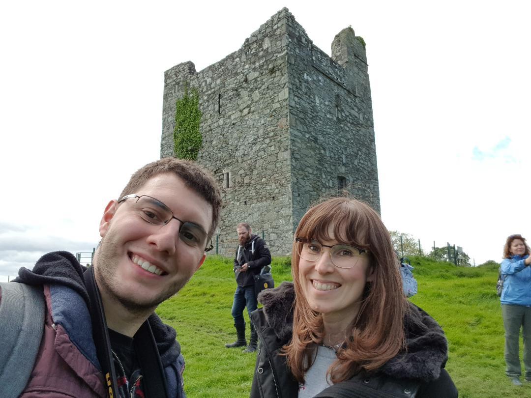 Castle Ward, Contea di Down, Irlanda del Nord.