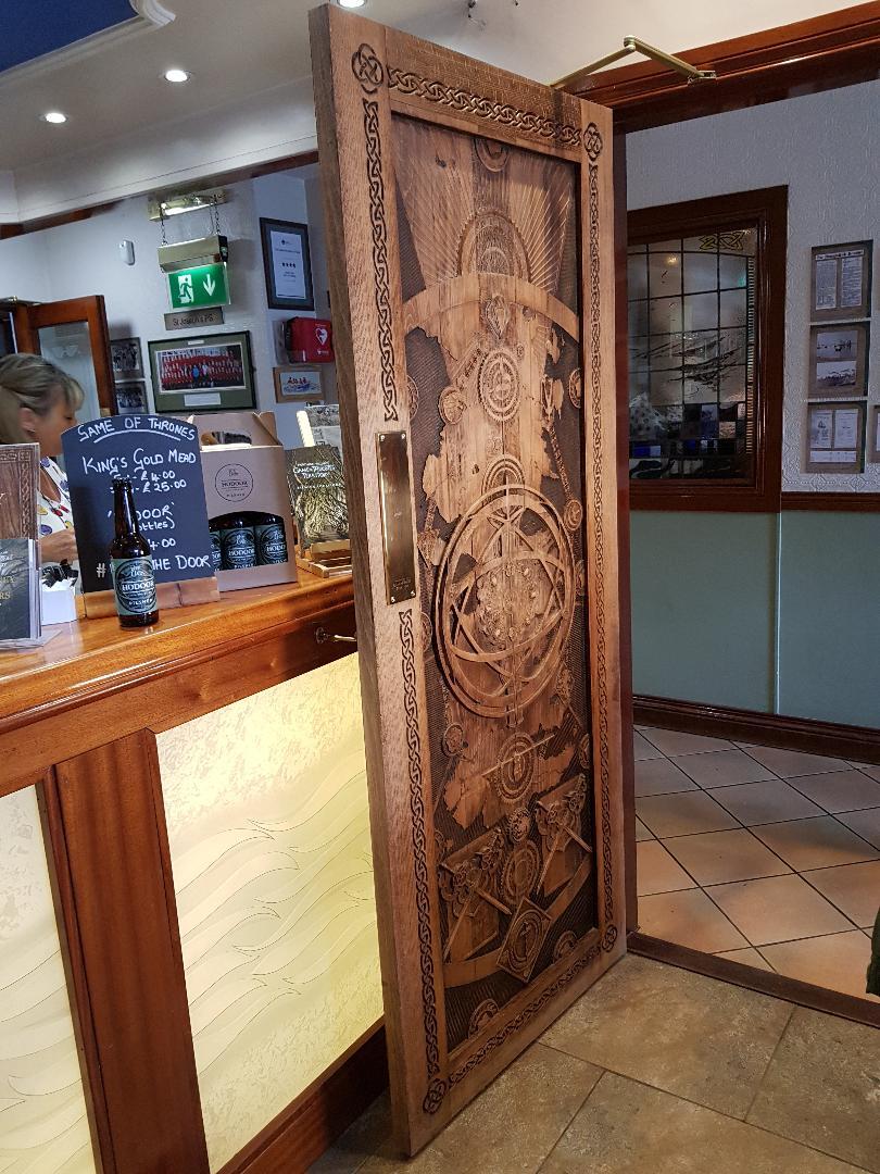Doors of Thrones, The Cuan, Strangford, Irlanda del Nord. Foto di Greta Cinalli