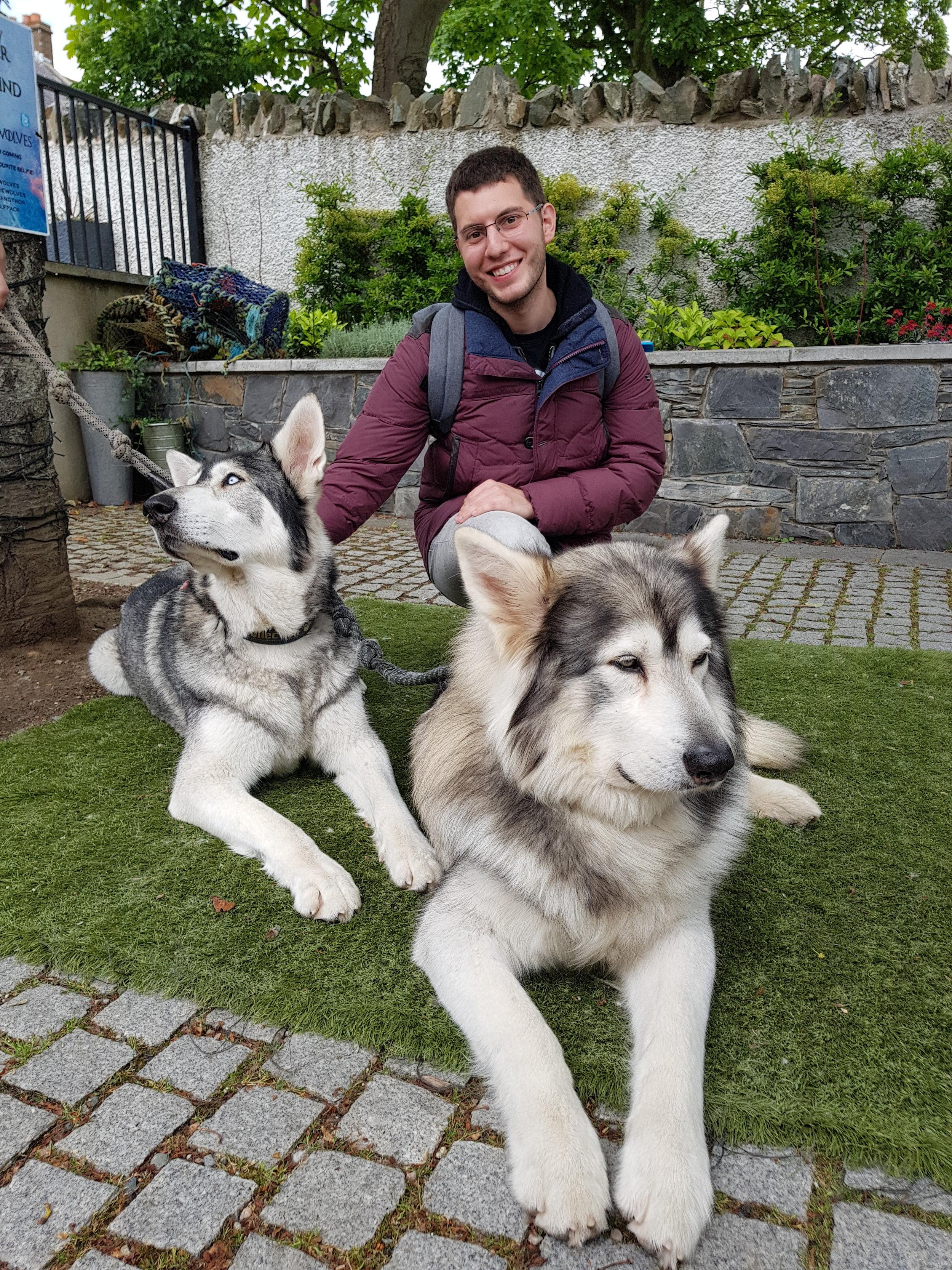 Odin e Thor, Strangford, Irlanda del Nord.