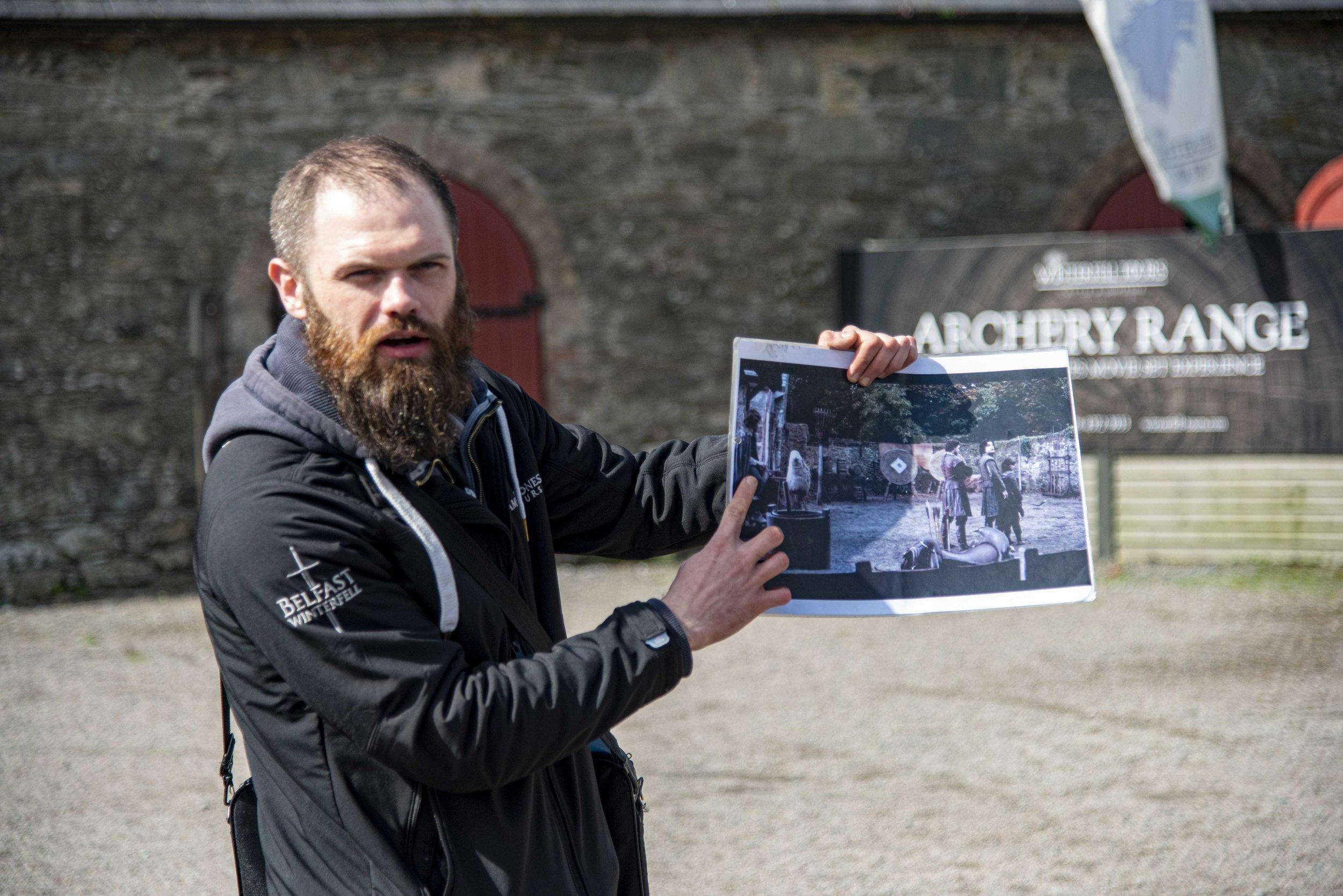 Andrew McClay, Castle Ward, Contea di Down, Irlanda del Nord. Foto di Valerio Greco