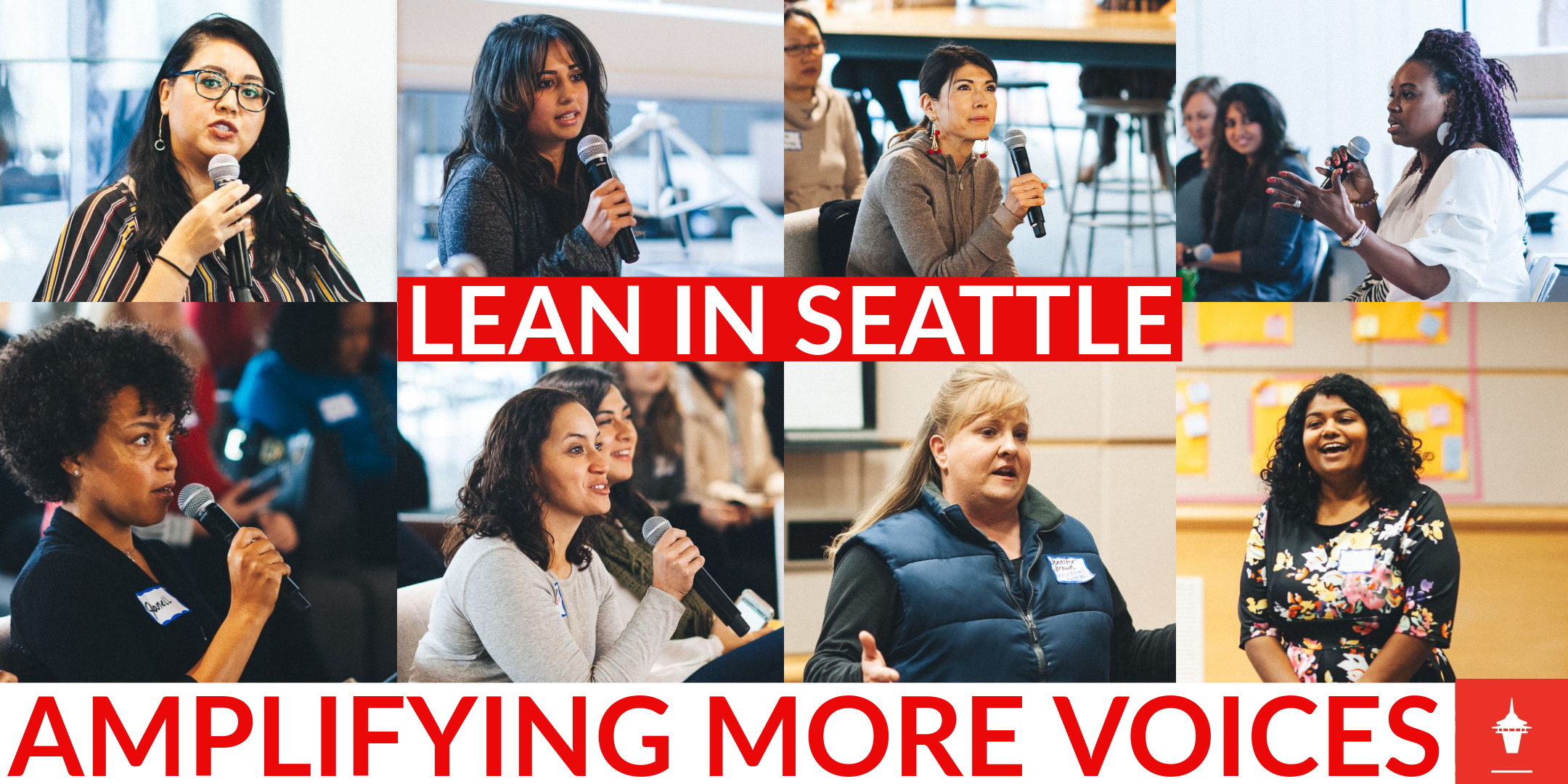 February Event | Amplifying More Voices
