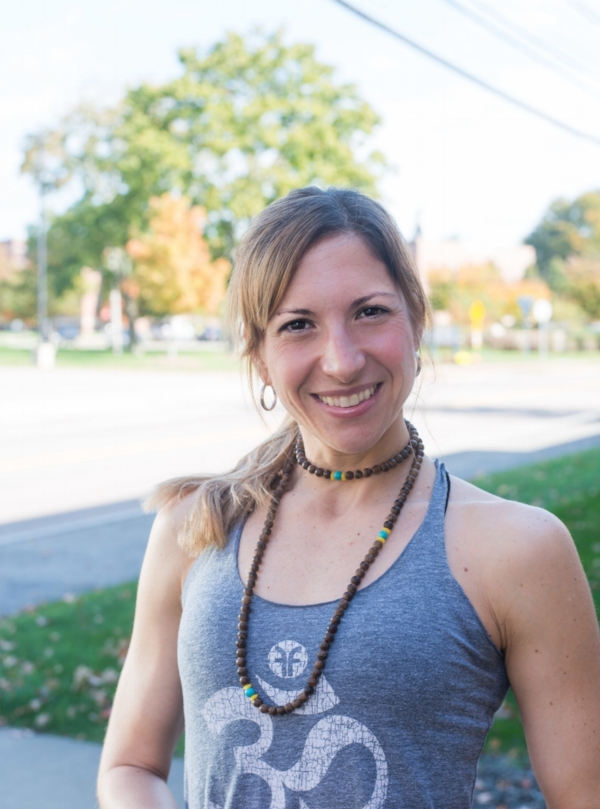 Elizabeth Crehan - Elizabeth started her yoga journey in 2001, after the events of 9/11. She began with meditation, which quickly led to her to world of yoga asanas (poses). Elizabeth found that the dynamic, dance-like movement of Vinyasa Yoga called to her, became certified in 2012, and has been teaching consistently since March 2012. Elizabeth credits her continued love of yoga practice, education, and inspiration to her trainings and classes with Tim Kelleher, Ame Wren, David Vendetti, and Katie Leiberman.