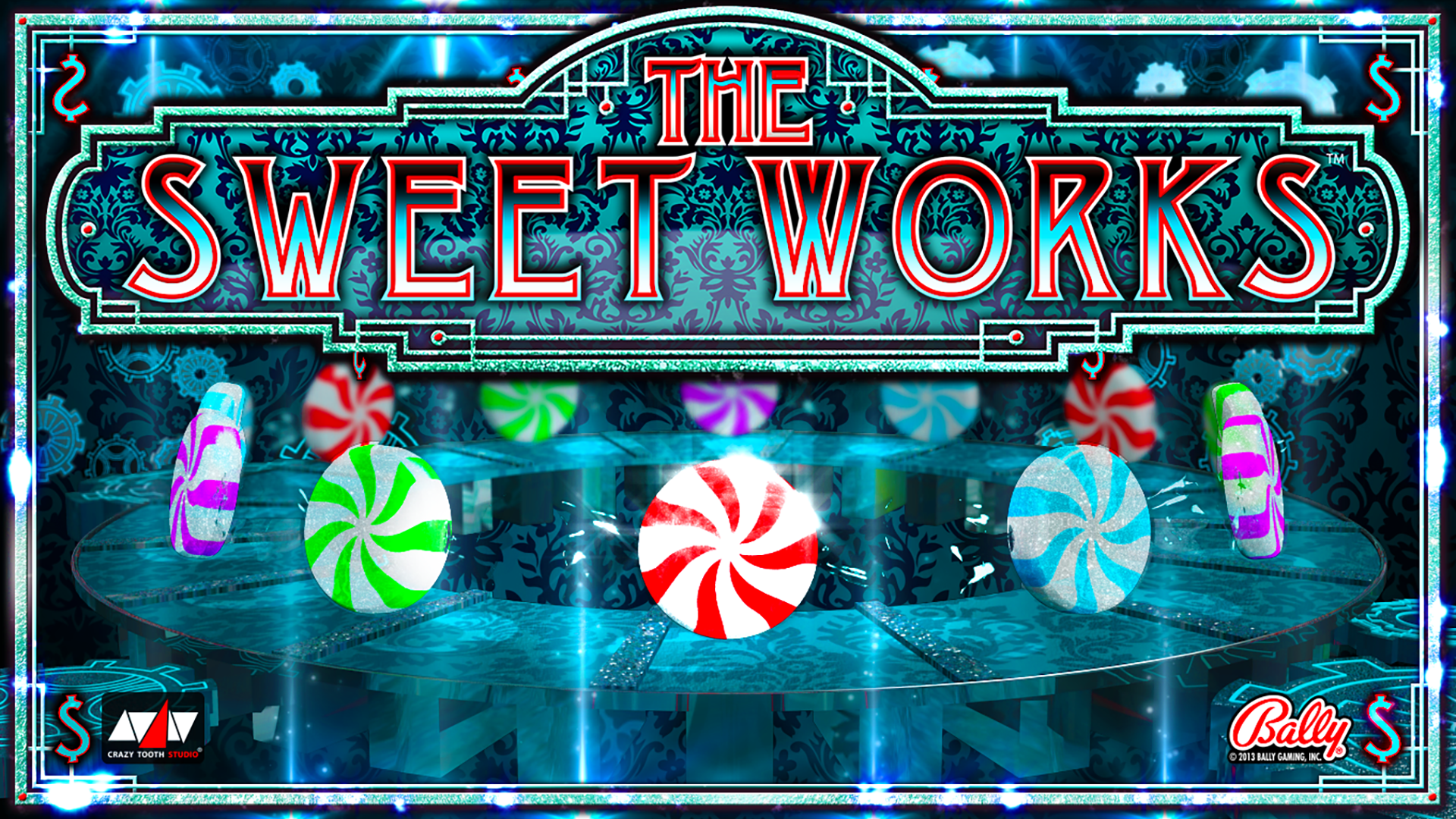 The Sweet Works™ - Top Screen