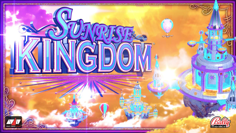 Sunrise Kingdom™ - Top Screen