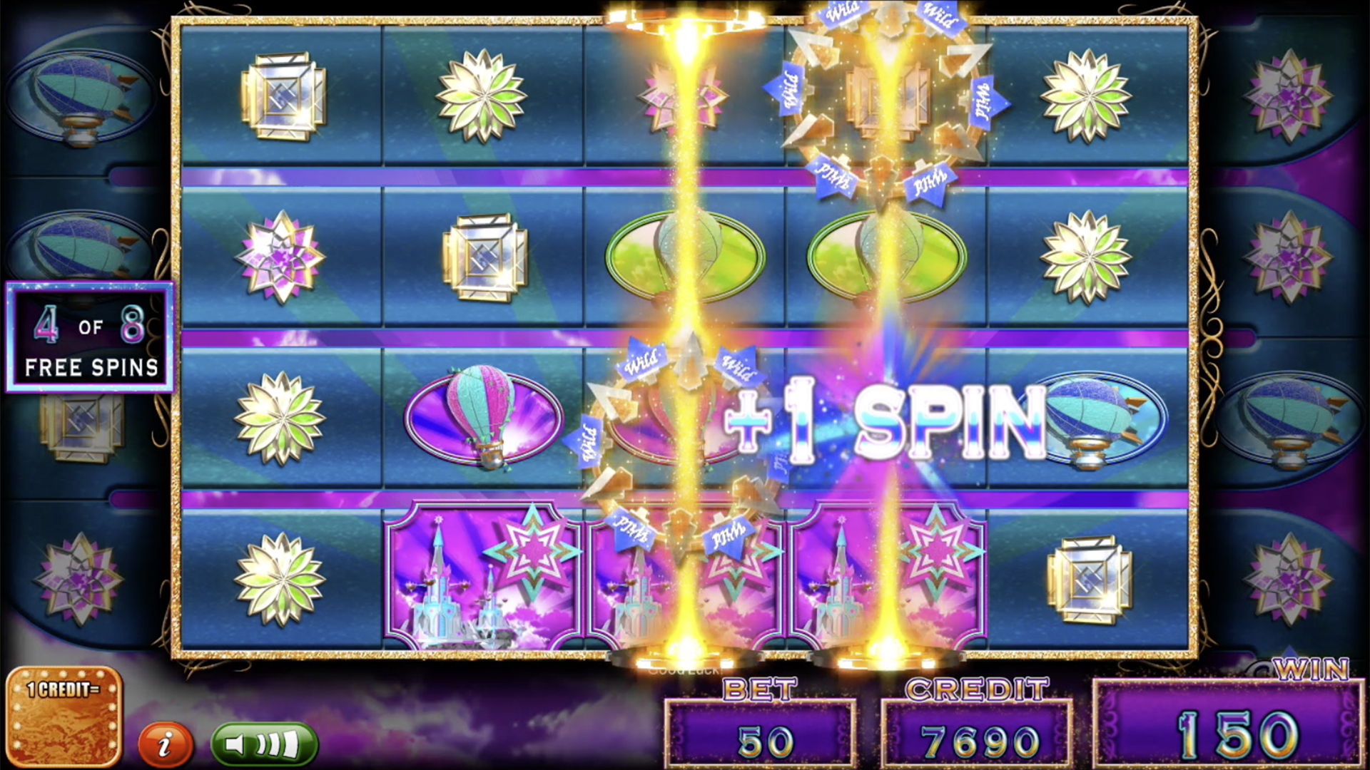 Sunrise Kingdom™ - Sun Spins Bonus