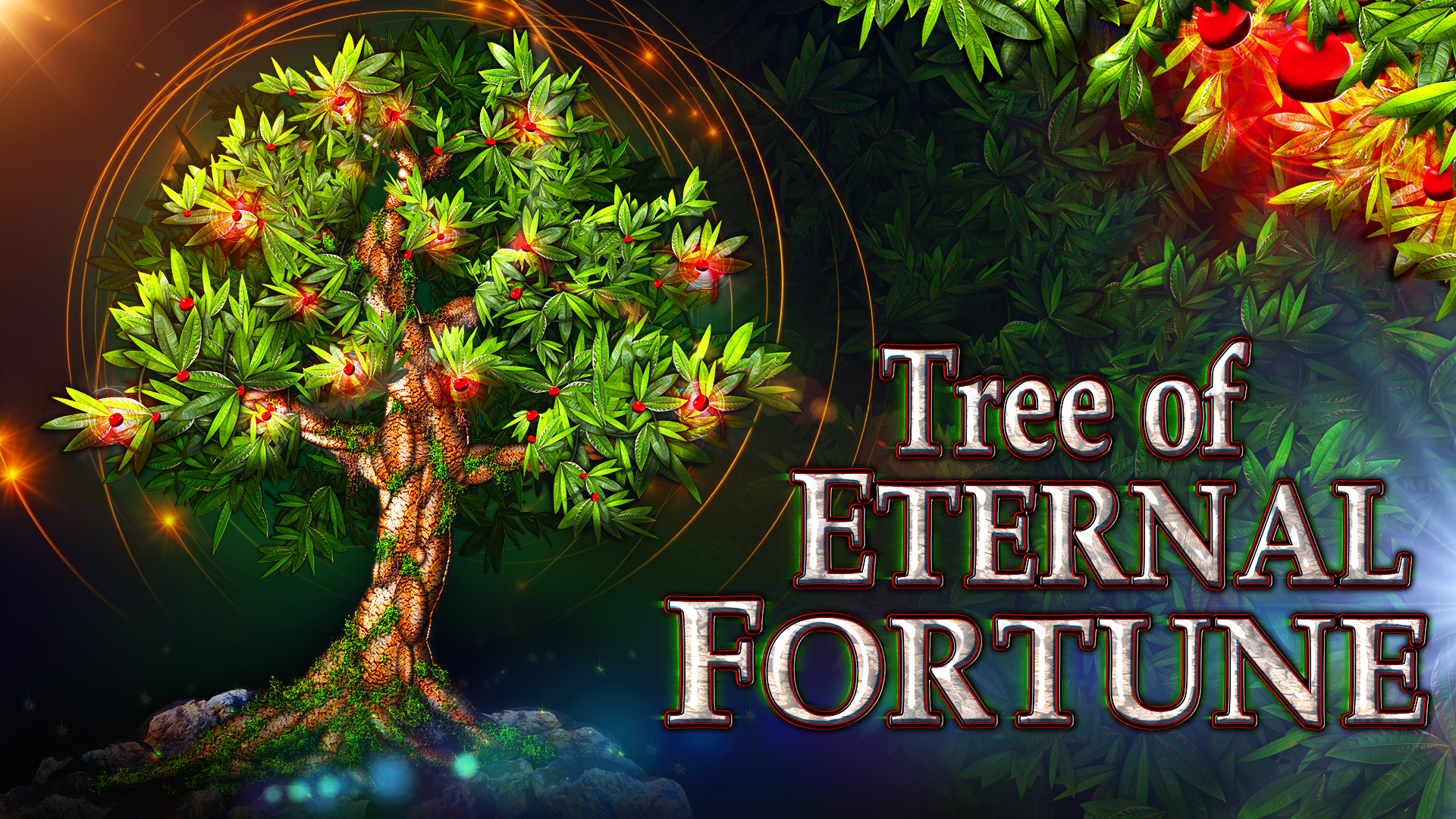 The Tree Of Eternal Fortune™ - Top Screen