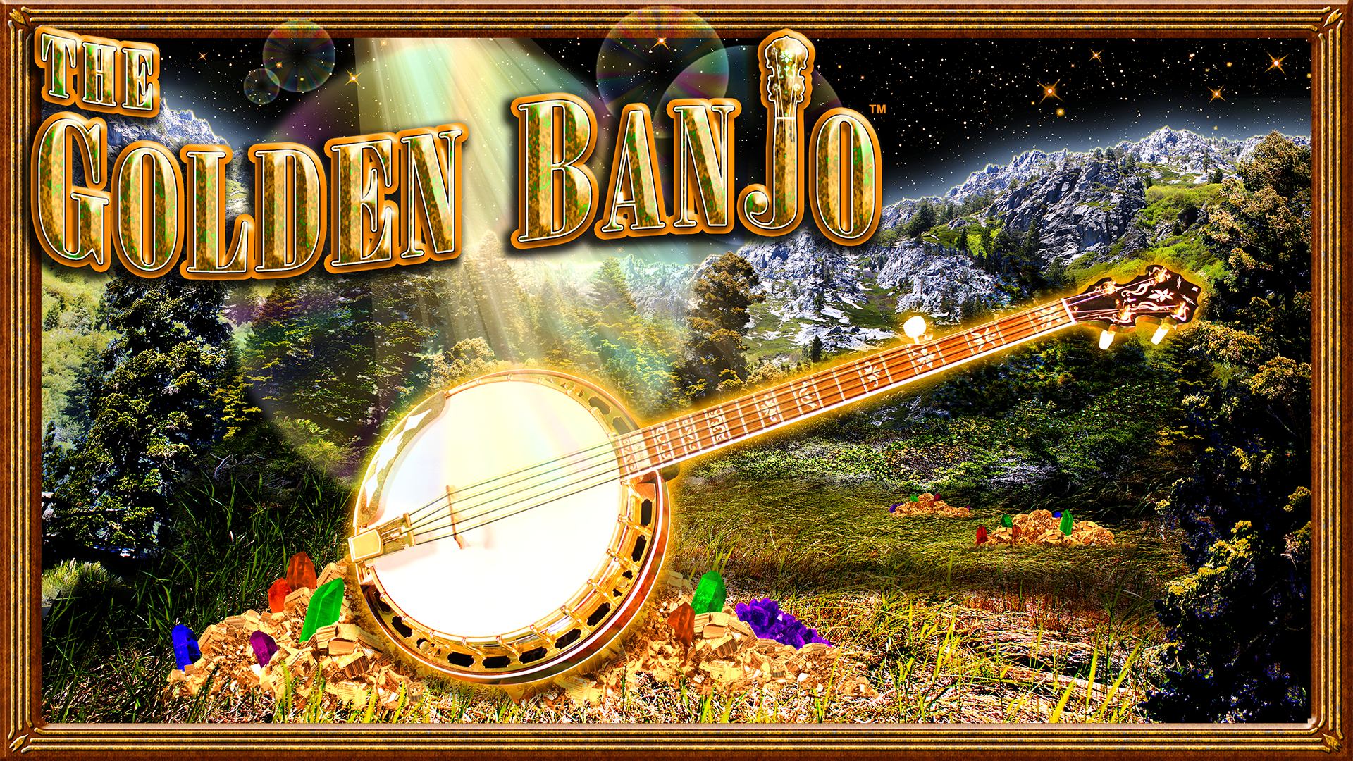 The Golden Banjo™ - Top Screen