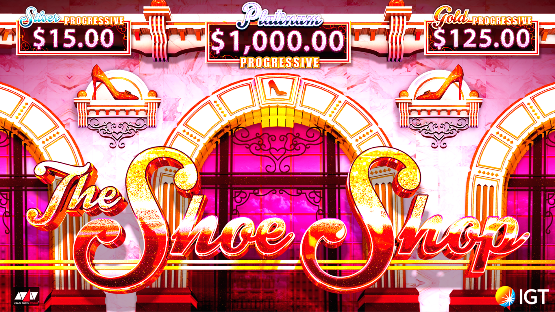 The Shoe Shop™ - Top Screen