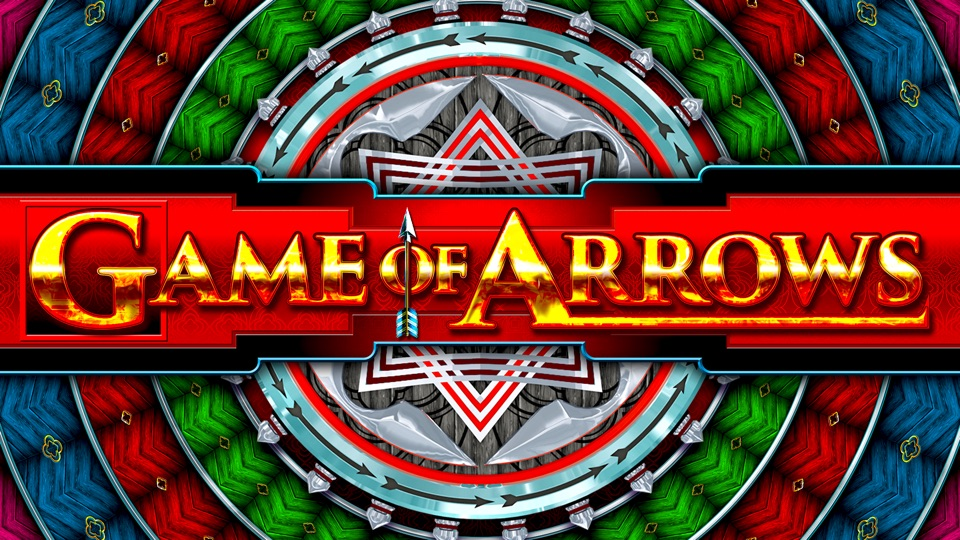 Game Of Arrows™ - A new spin on the slot experience - literally!