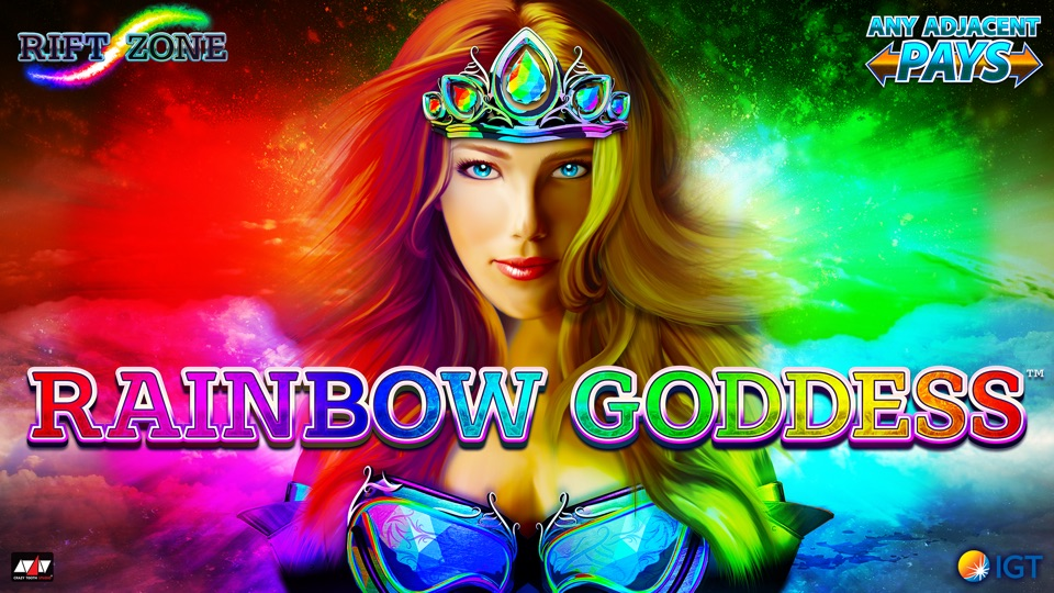 Rainbow Goddess™ - Her power to boost your wins is undeniable!
