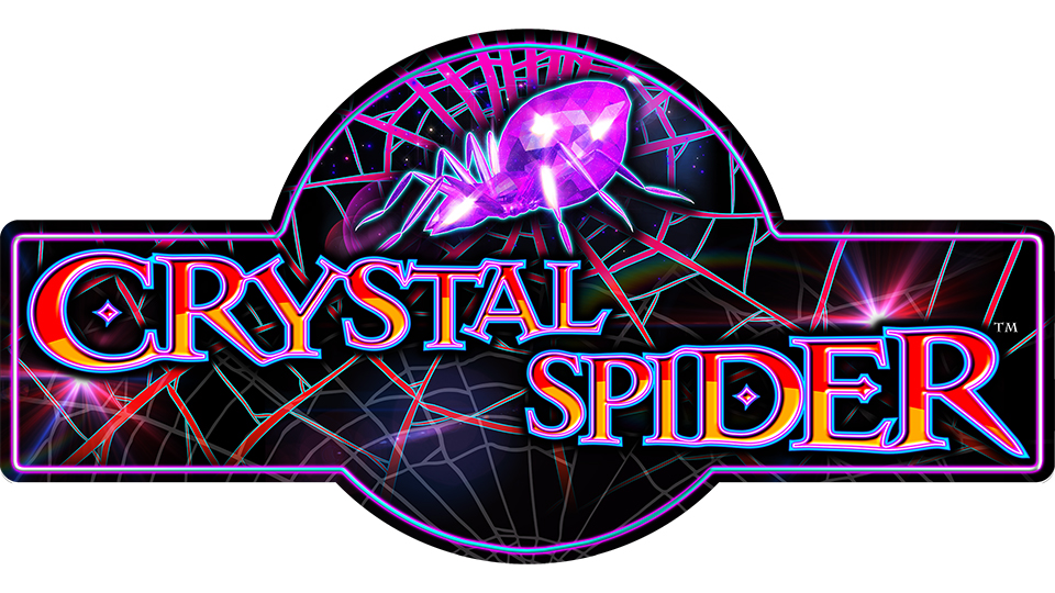 Crystal Spider™ -