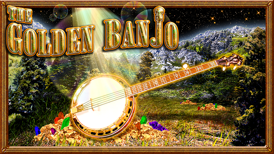 The Golden Banjo™ -