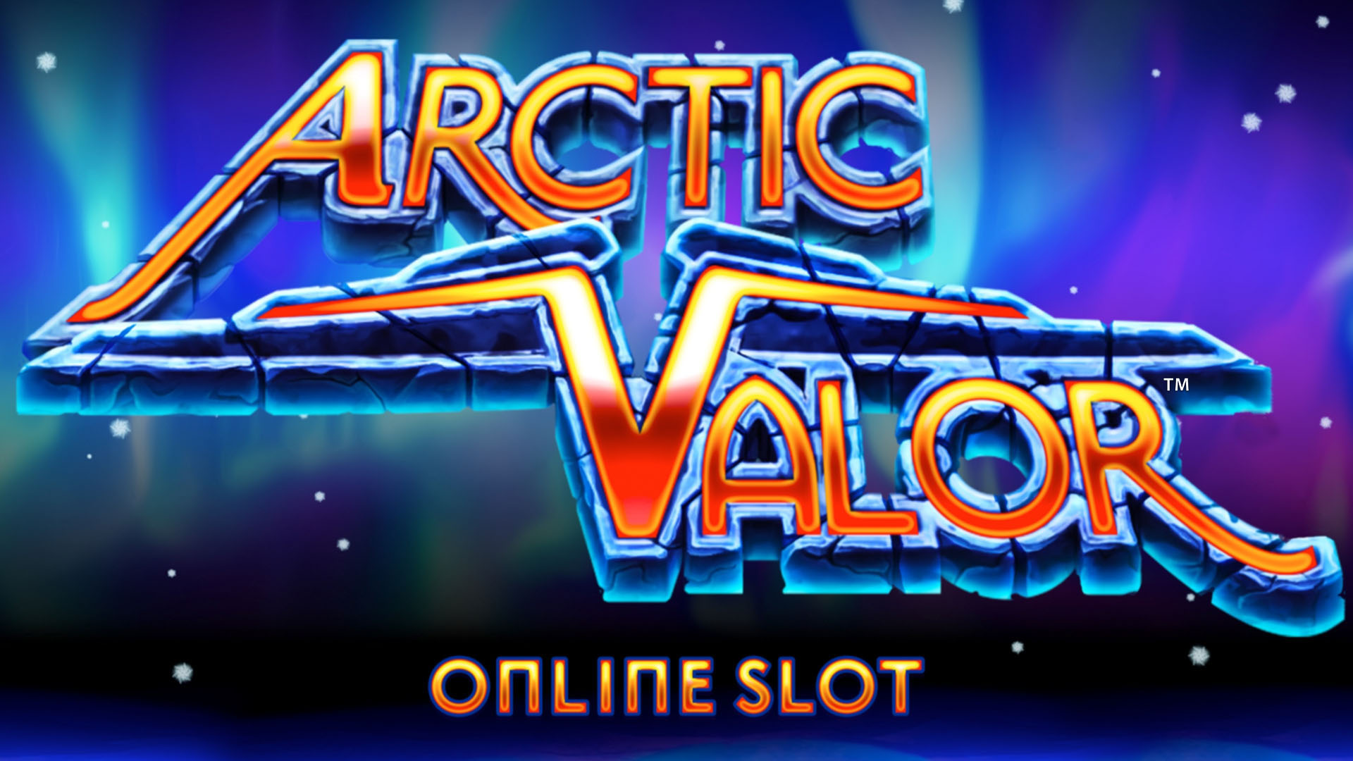 Arctic Valor™ - Frozen warriors bring icy wins!