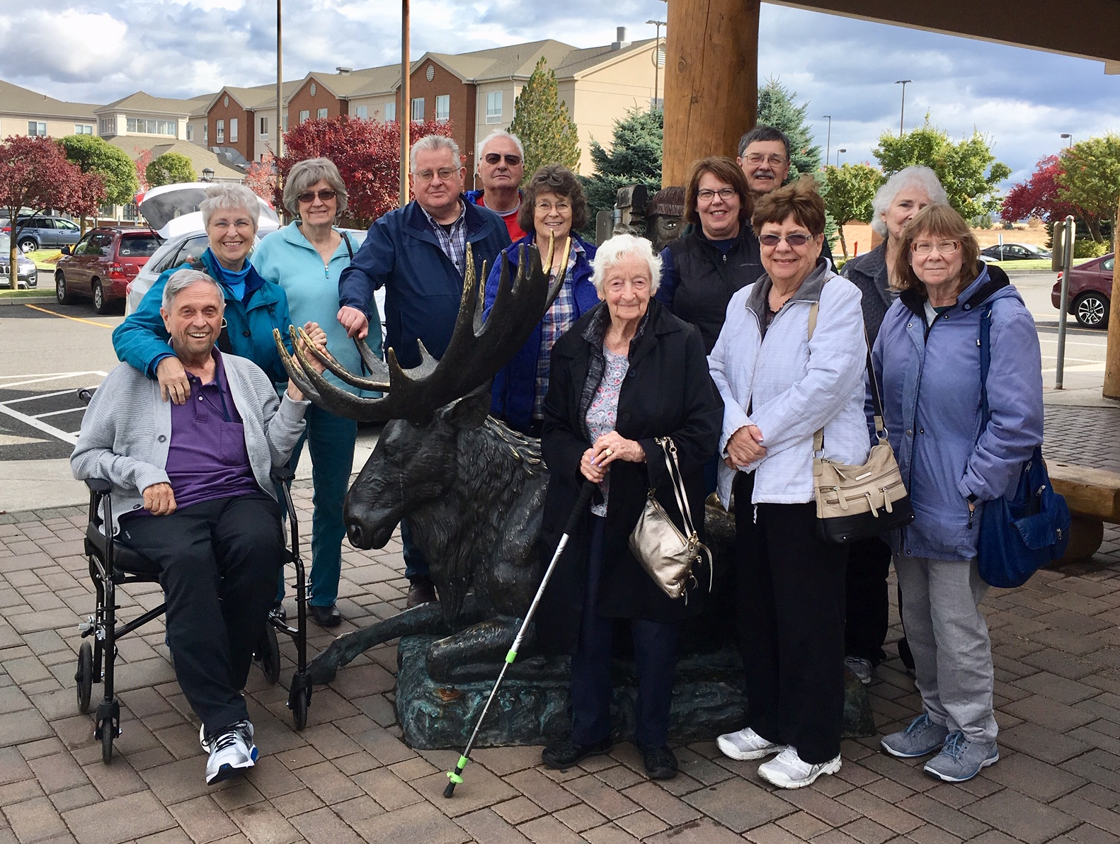 Whitworth Encore - Encore is a group of men and women, age 55+, who participate in activities that foster spiritual growth and health as well as fellowship events.