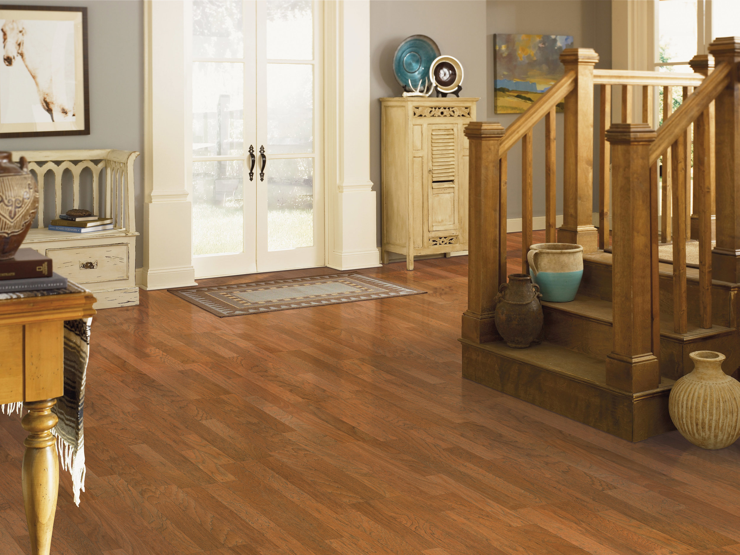 Luxury Vinyl Tile Flooring is Affordable on any budget