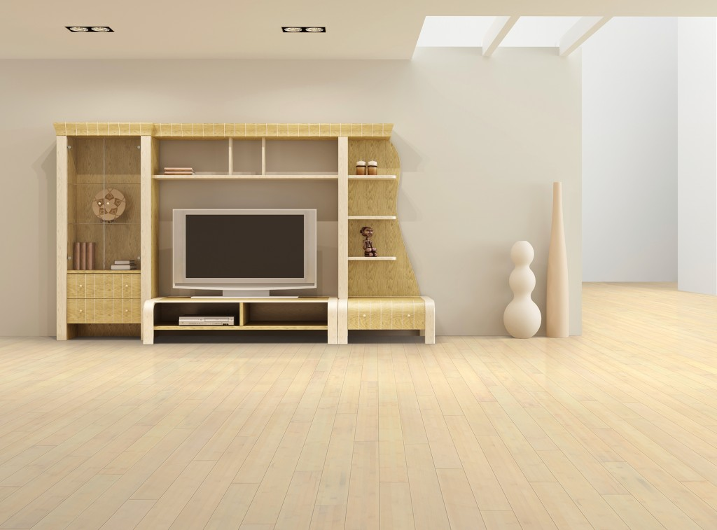 Bamboo Room Scene Flooring