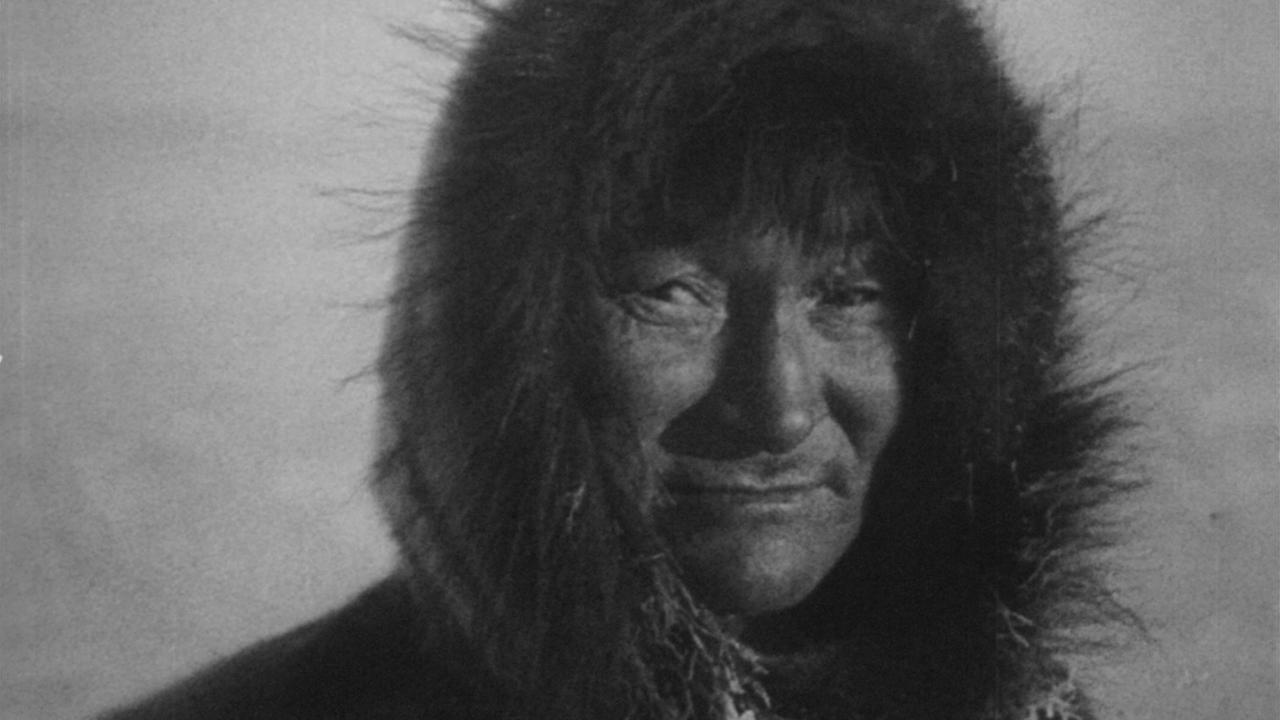 Robert Flaherty's  Nanook of the North  (1922)