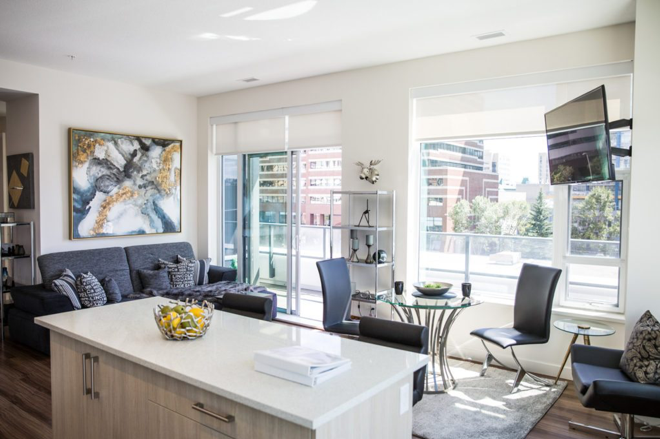 Versus - Modern apartments on the Beltline.919 10 AVE SW | Calgary