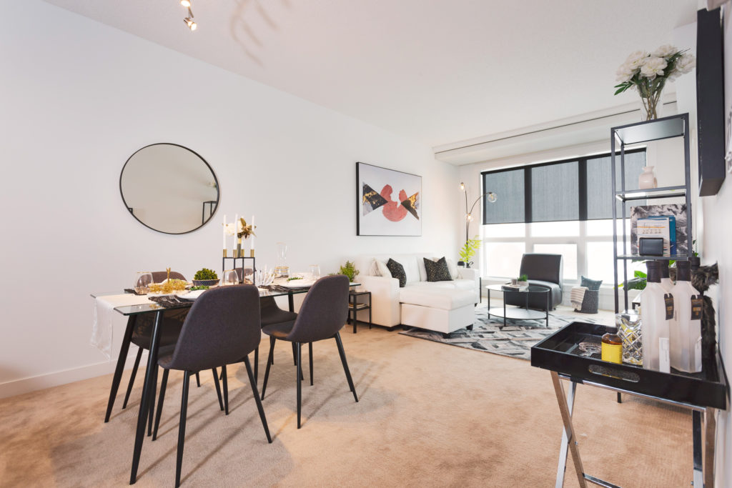 London at Heritage Station - Stylish apartments, urban village living.8880 Horton Rd SW | Calgary
