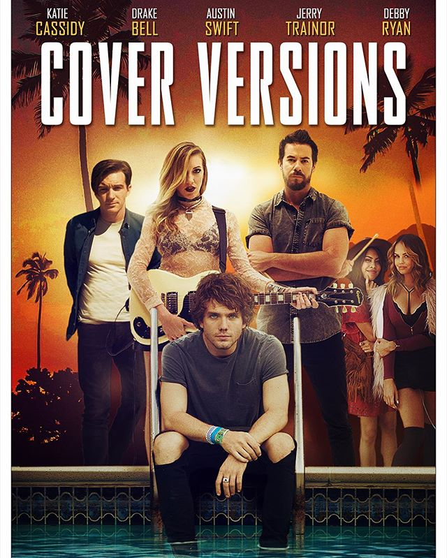 Cover Versions just came out on Hulu! Stream it today! @wearestarfoxy