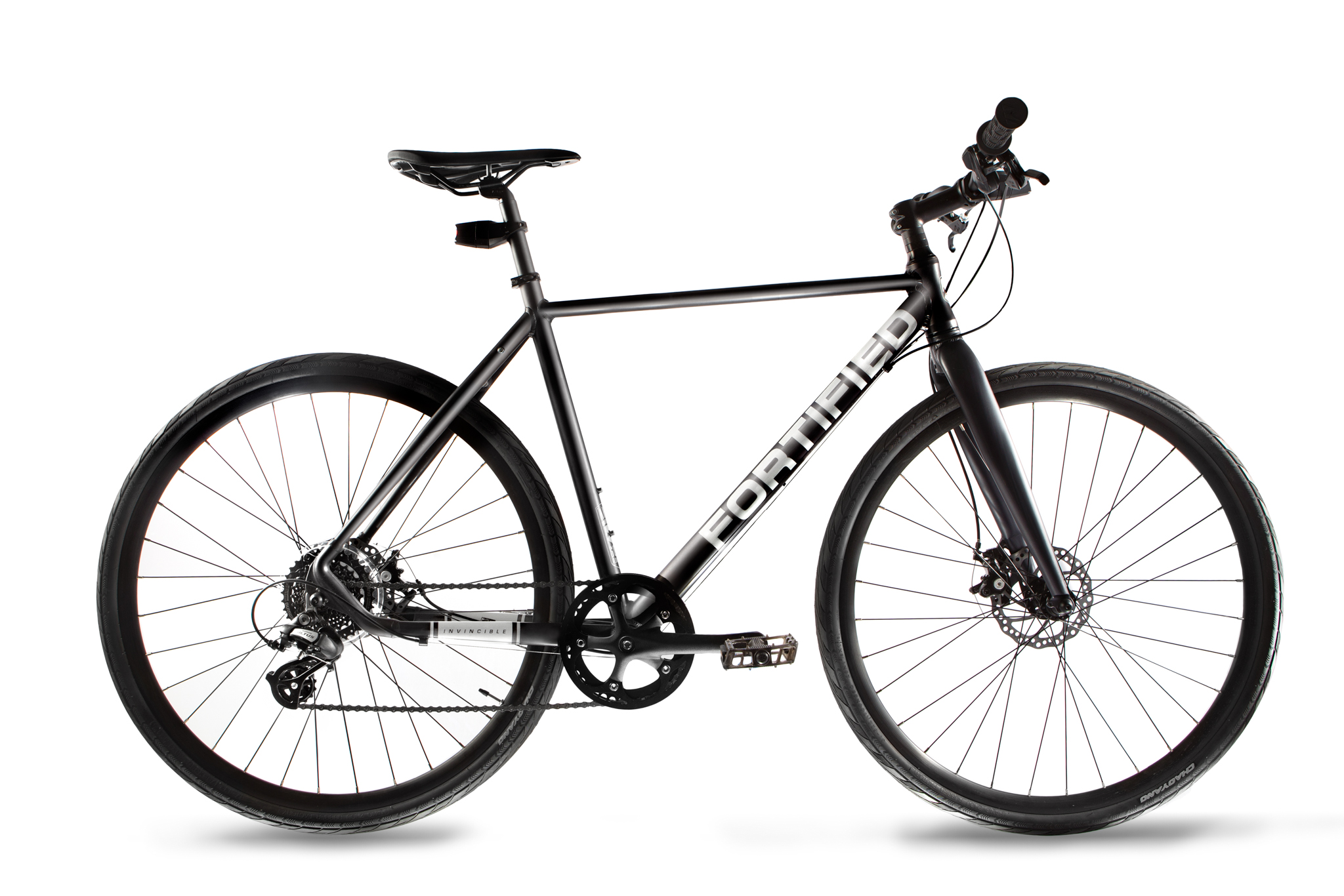 Fortified Invincible Eight Speed