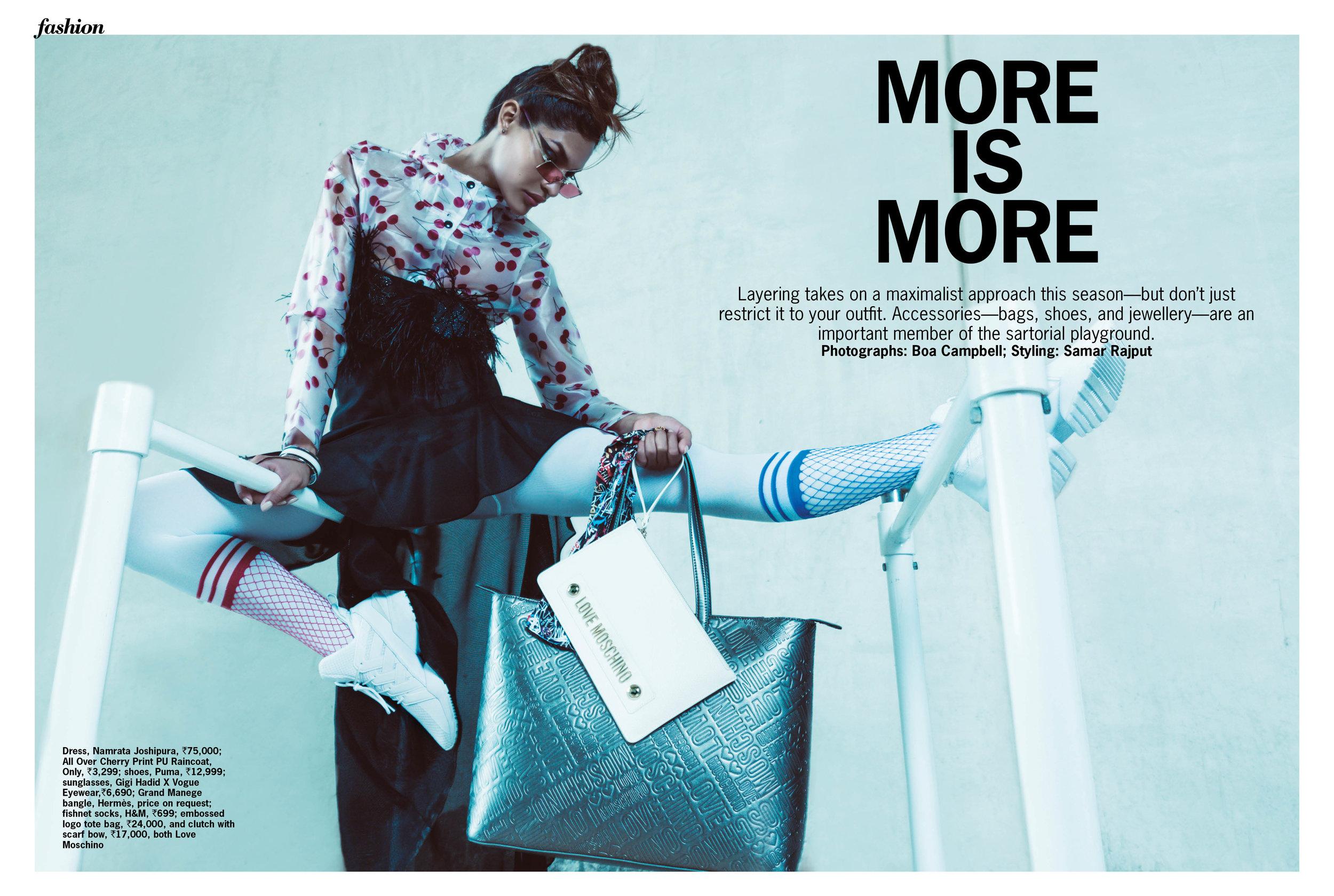 L Officiel Interiors Gigi fashion photographer, tokyo, japan // boa campbell — boa